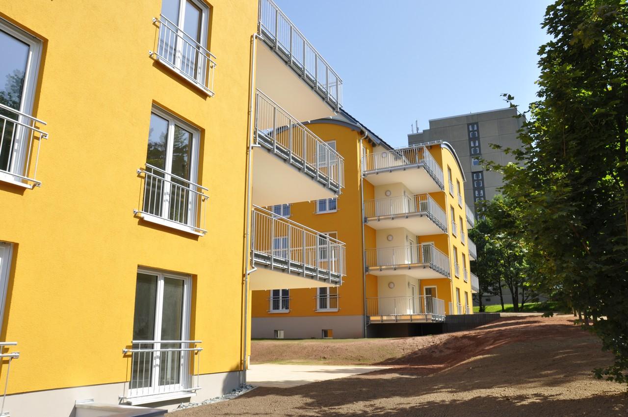 Chemnitz | Am Hochfeld | 2012